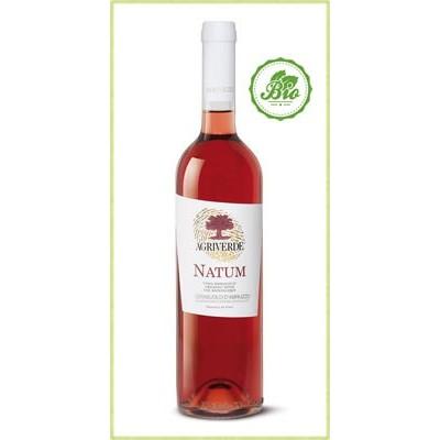 Natum, Cerasuolo d'Abruzzo DOC Bio_Vegan 2014 - Agriverde