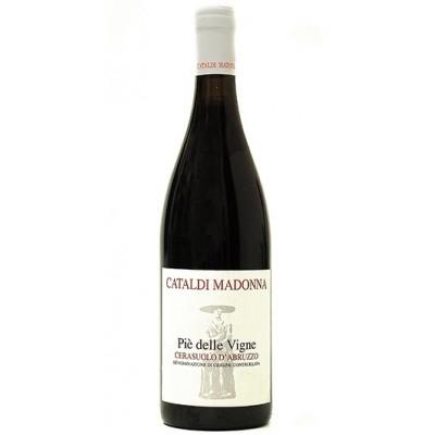 Piè delle Vigne, Cerasuolo d'Abruzzo DOC 2012 - Cataldi Madonna