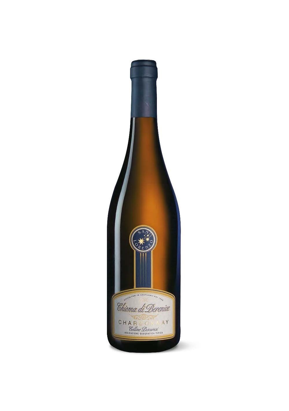 Chioma di Berenice, Chardonnay Colline Pescaresi IGT 2014 - San Lorenzo
