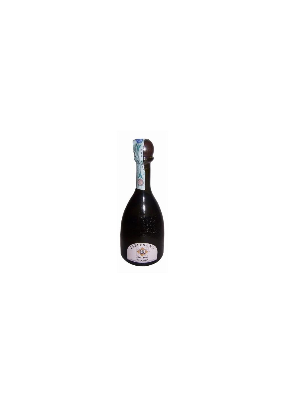 Zafferano, liquore di zafferano 70cl - Infusi dall'Eremo