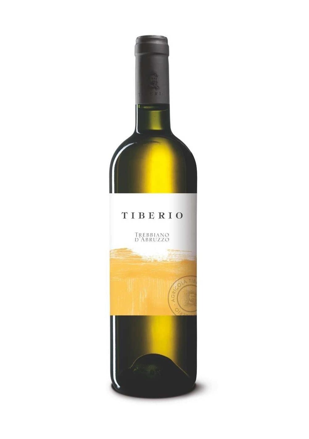 Trebbiano d'Abruzzo DOP 2015 - Tiberio