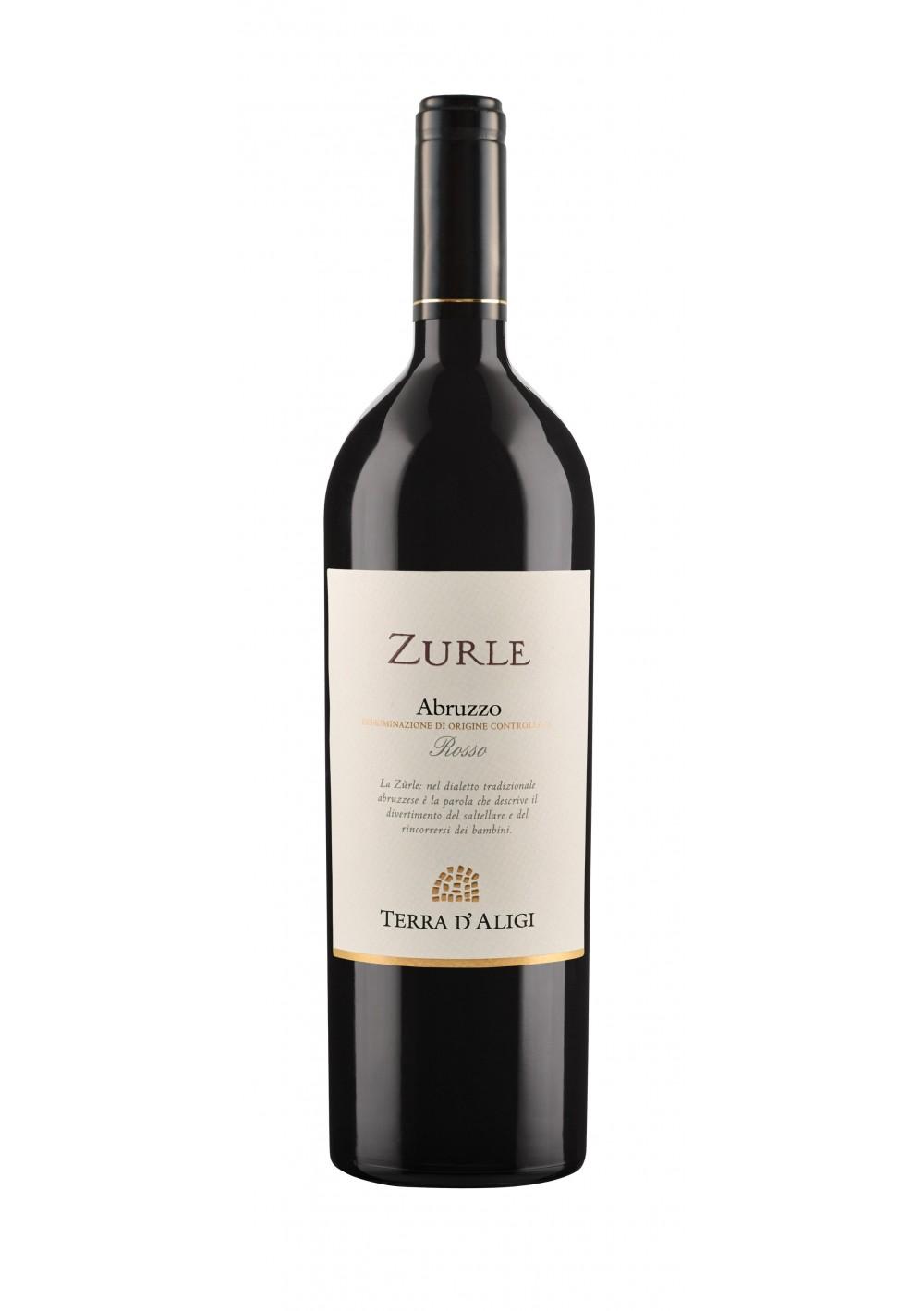 Zurle Abruzzo Rosso DOC  - Terra d'Aligi